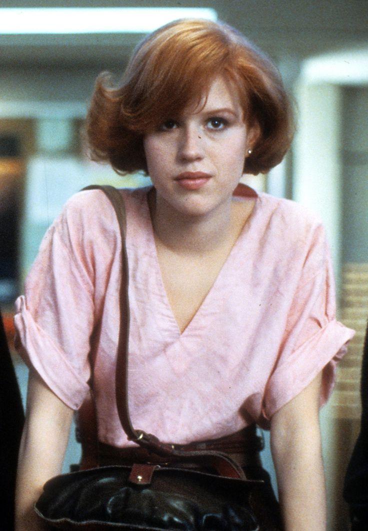 Molly Ringwald, The Breakfast Club, 1985