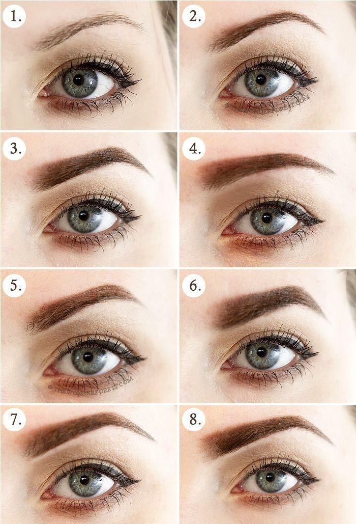 Best Eyebrows Near Me : eyebrows, Eyebrows, Architecting, Eyebrow, Makeup,, Makeup, Small, Eyes,, Permanent