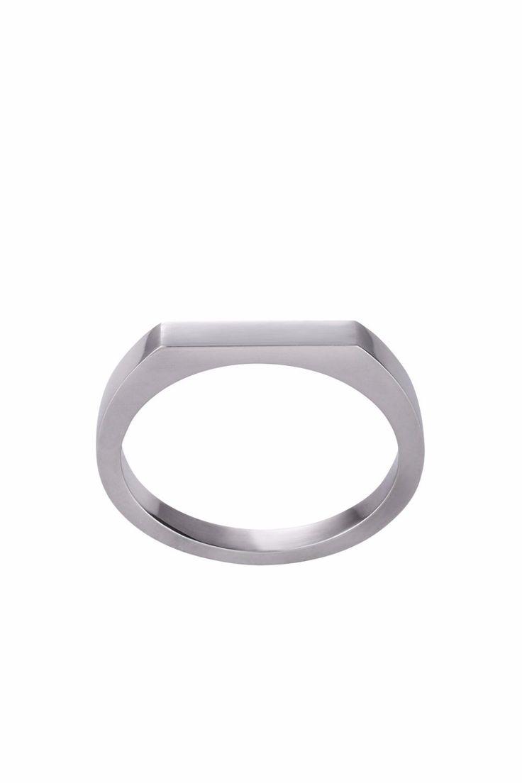 Обручальные кольца с плоской гранью.Украшения для девушек, которые не носят украшения. Natalia Bryantseva Jewelry.