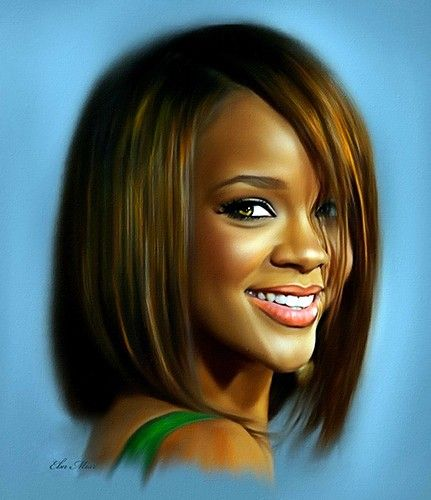 Rihanna by Ebn Misr