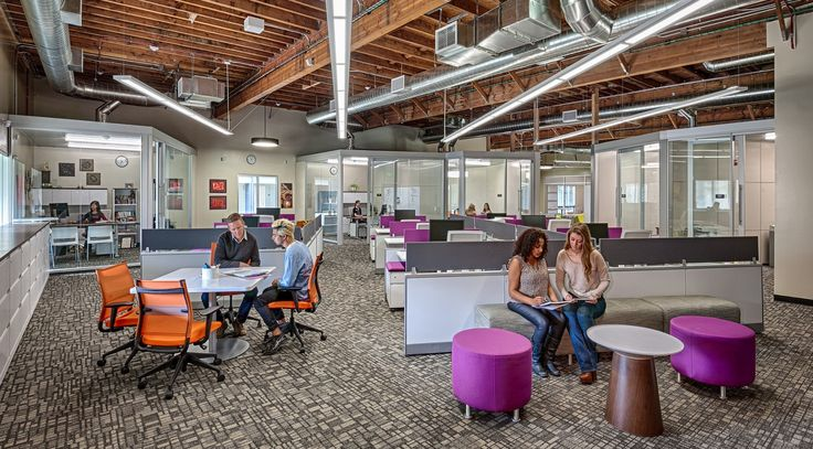 Office Design Portfolio: Independence High School - One Workplace   San Francisco Bay Area