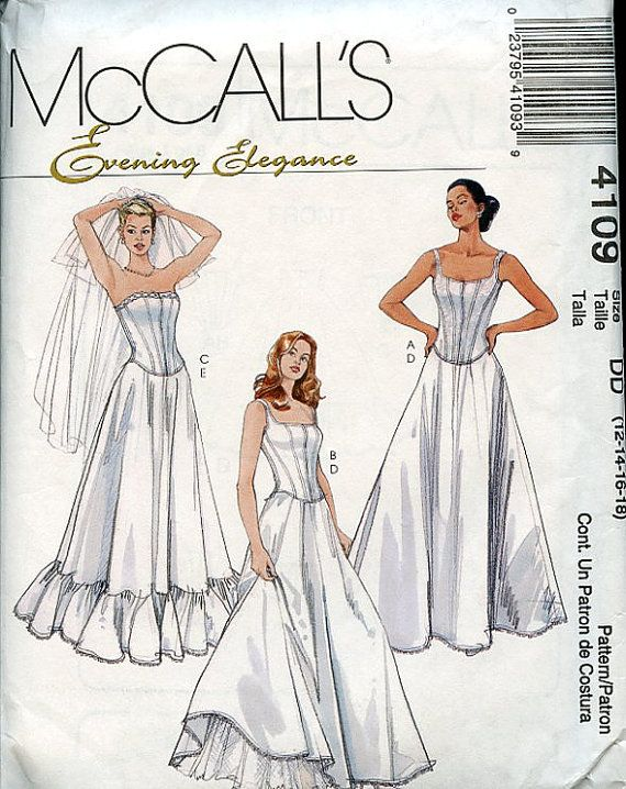 Vintage style Corset Tops Petticoats Sewing Pattern at PansyandPerle, $8.00