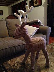 Ravelry: Forest Stories I - (Rein)deer pattern by Sonea Delvon