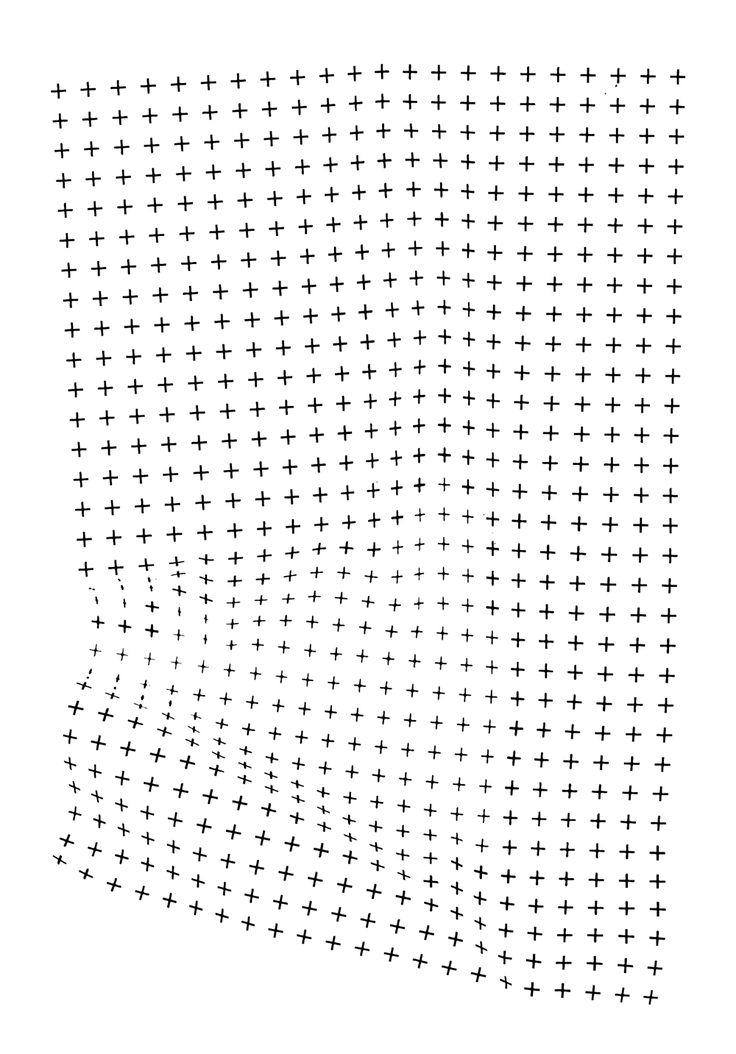 #cross #pattern