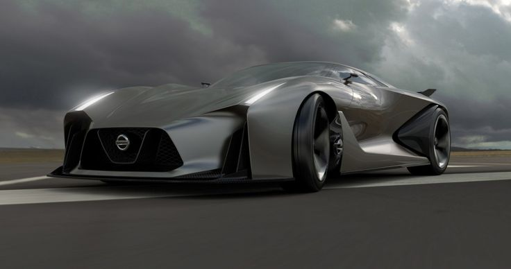 Nissan Concept 2020 Vision GT: The Next Nissan GT-R?