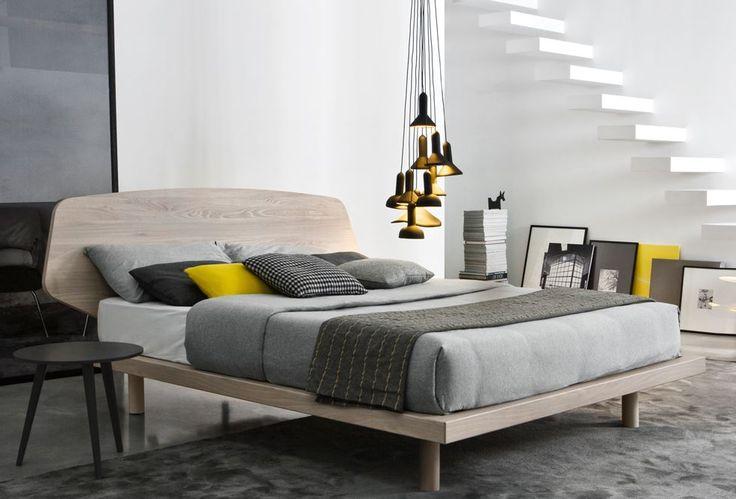 Novamobili Diletto Bed | European size storage beds UK | Robinsons Beds