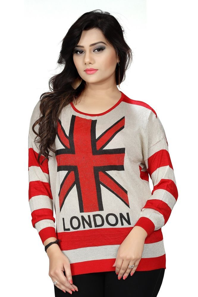 fasdest Women s/Ladies Looser Imported Top