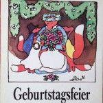 Bilderbuch: Geburtstagsfeier