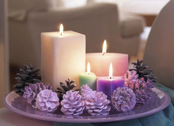 Новогодний декор. Фото-идеи новогоднего и рождественского украшения дома