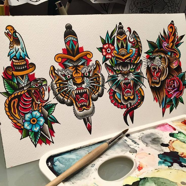 Image result for traditional tattoo