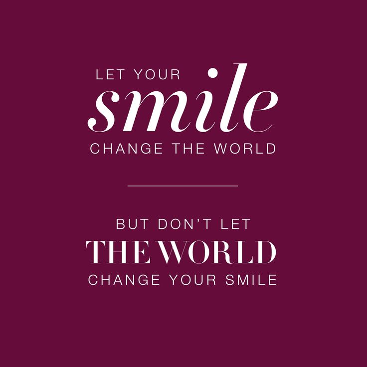 Best Smile In The World Quotes: 136 Best Words To Live By Images On Pinterest