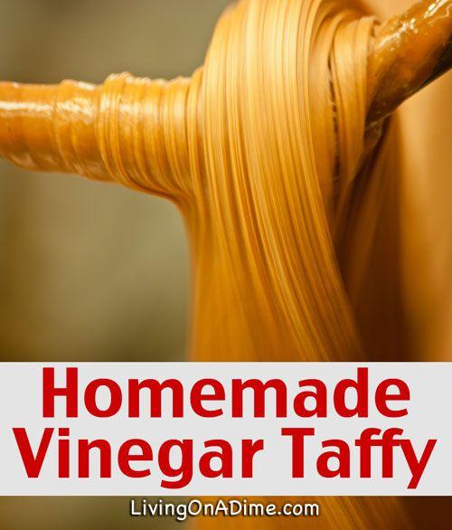 about Homemade Taffy on Pinterest | Taffy Recipe, Salt Water Taffy ...