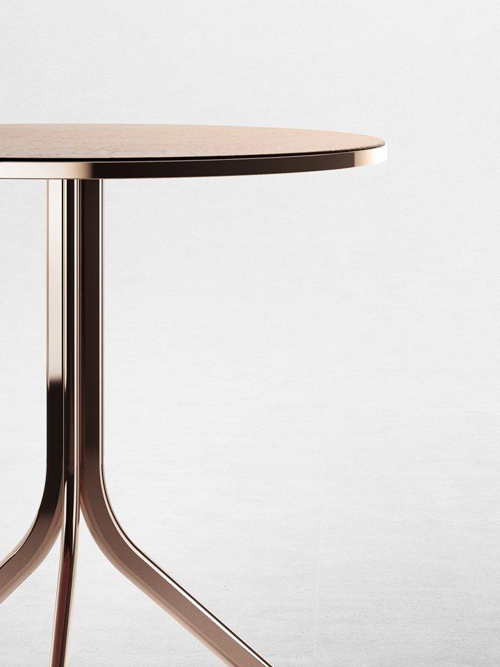 Bistro Table by Iratzoki & Lizaso