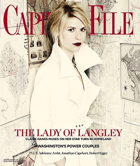 Capitol File May/June 2012: Homeland's Claire Danes