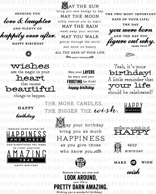 164 best images about sayings to put in cards – Birthday Card Sentiments