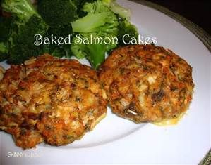 baked salmon - Bing images