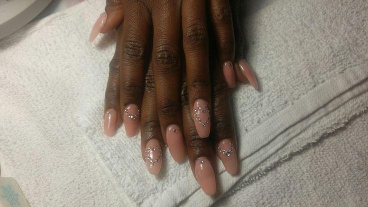 Cnd nail cliente @cnd 💗