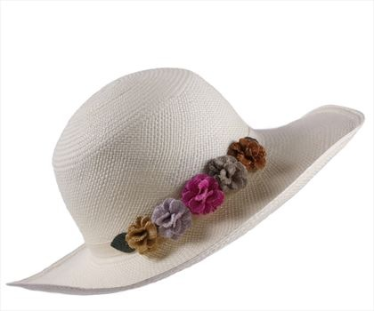 Lady Flower Şapka #Bonvagon`da
