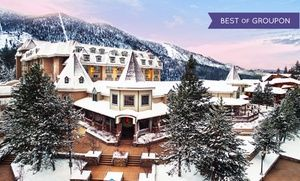Groupon - Stay at Lake Tahoe Resort Hotel in South Lake Tahoe, CA. Kids 17 or Younger Stay Free.  Dates into May 2017 in South Lake Tahoe, California. Groupon deal price: $99