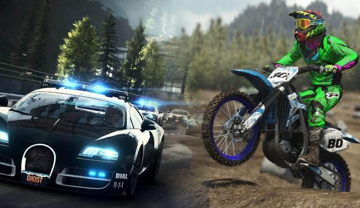Descargar gratis y de pago los mejores juegos de carreras: Autos, carros, motos, bicicletas, simuladores y mas juegos de carreras para Android y ios (iPhone/ipad) es un top para moviles gama media,baja y alta
