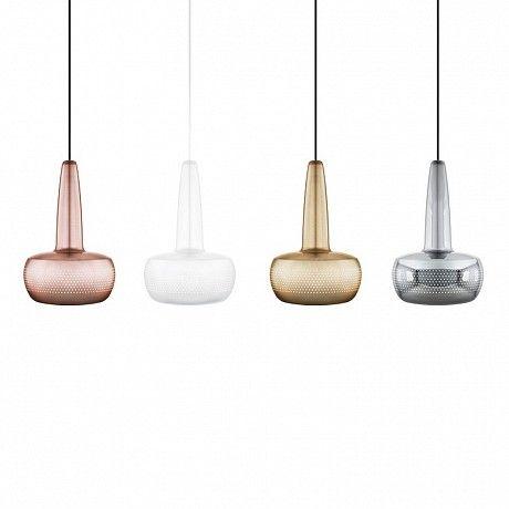 Vita | Clava Lamp | Copper - White - Brass - Chrome | Loreman Design E-Shop