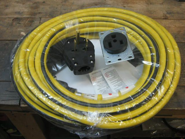 The Purchase Home Depot 10 3 50ft Extension Cord Nema 6