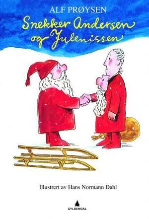 """""""Snekker Andersen og julenissen"""" av Alf Prøysen"""