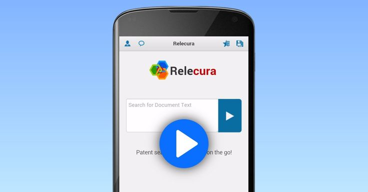 Relecura App - Clickable Demo