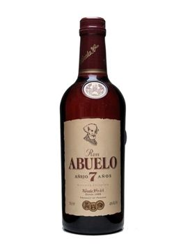 Ron Abuelo 7 Year Old Anejo Rum