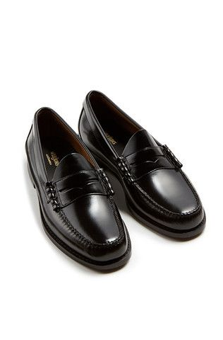 Bass - Weejun Black Larson - Loafers
