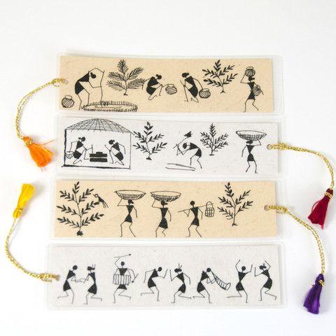 Warli Bookmarks