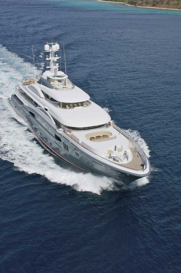 M/Y Kismet - Seatech Marine Products / Daily Watermakers