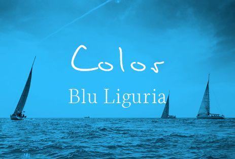 Color - Blu Liguria