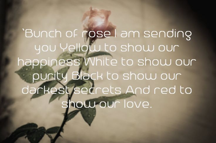 Romantic messages for Girlfriend on Rose Day