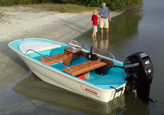 WhalerCentral - Boston Whaler Boat Information and Photos - Discussion Forum: 50TH ANNIVERSARY 13 SPORT---SHARP!