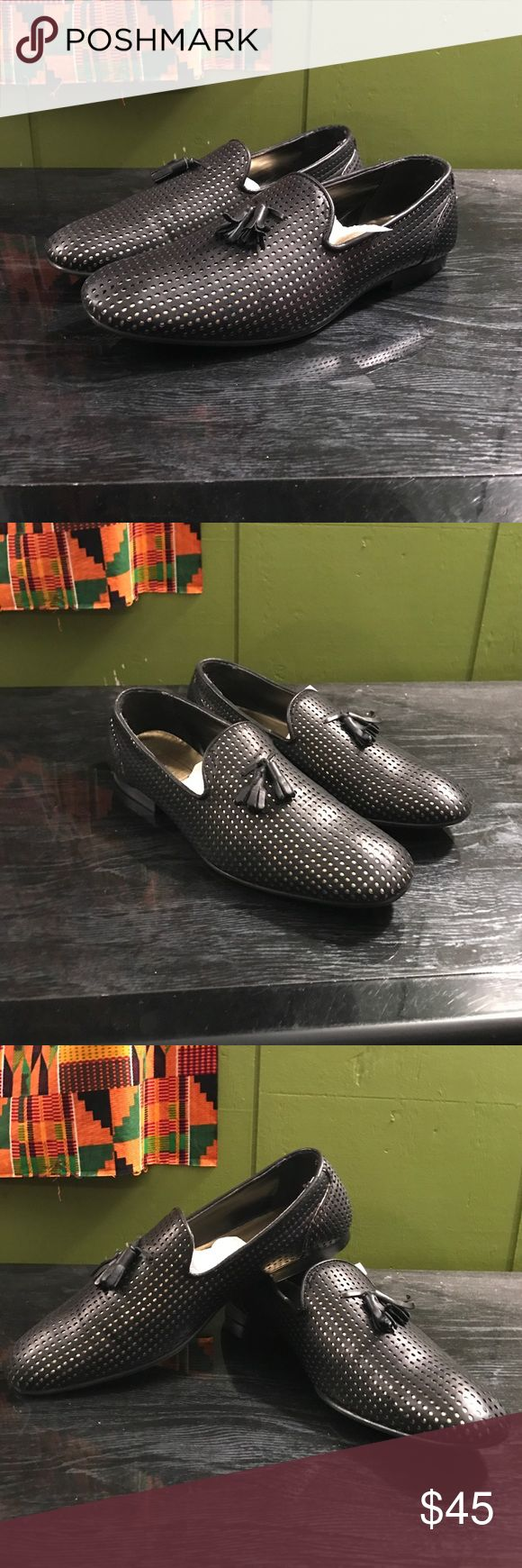 ASOS Dress loafers Men's, Gold/black, loafers, size 10, 10/10 condition (worn twice) ASOS Shoes Loafers & Slip-Ons