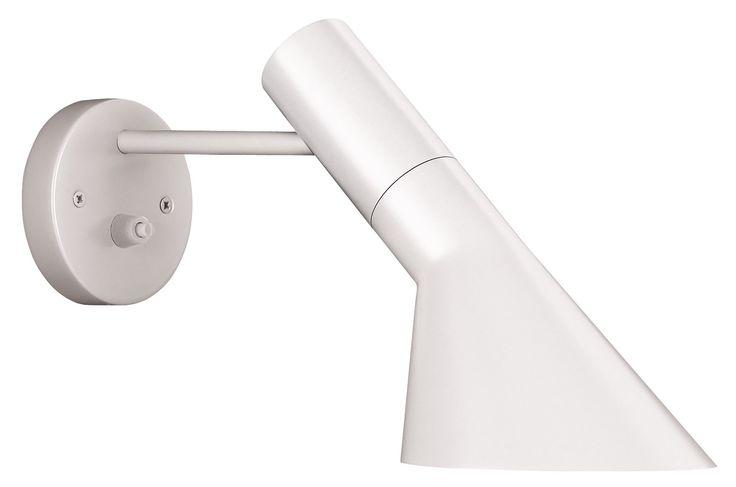 AJ wall lamp, by Arne Jacobsen - Louis Poulsen