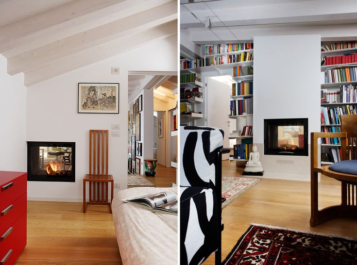 Appartamento FNTN #fireplace