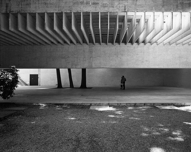 1962. Svere Fehn. Pabellón de Noruega, Bienal de Venecia.