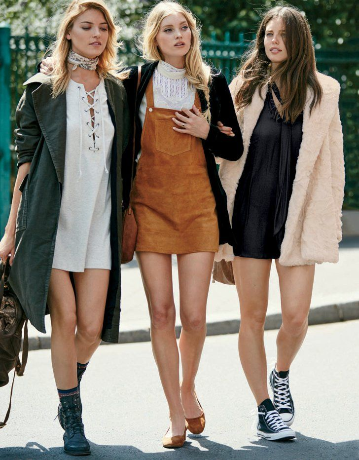Fashion, Shopping & Style | Free People's Fall Lookbook Will Make You Want to Plan a Paris Trip With Your BFF | POPSUGAR Fashion