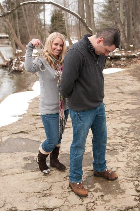17 Best Images About Engagement Pic Ideas On Pinterest Police Uniforms Police Officer And Law