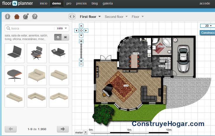 Las 25 mejores ideas sobre aplicacion para hacer planos for Programa para hacer planos de casas en 3d gratis online