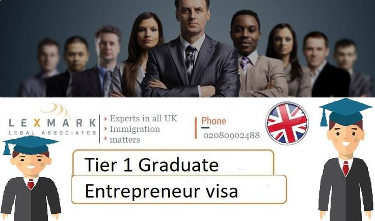 Tier 1 Graduate Entrepreneur visa The Tier 1 Graduate Entrepreneur visa is designed to help UK graduates who have been endorsed by either UK Trade and Investment (UKTI) or an authorised UK higher education institution as having a genuine and credible business idea. It allows the applicant to work in the UK and to try and establish their business. The applicant can apply either from within the UK or outside the UK, and the visa is granted for one year. It can be extended for a further year…