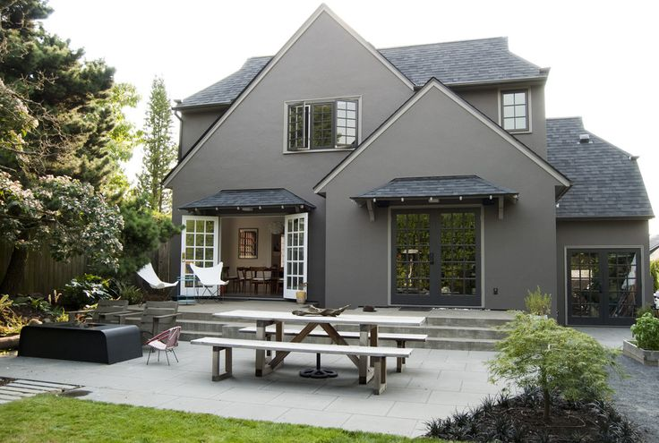 29 best stucco paint colors images on pinterest exterior for Modern alternatives to stucco