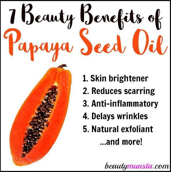 7 Beauty Benefits of Papaya Seed Oil for Skin