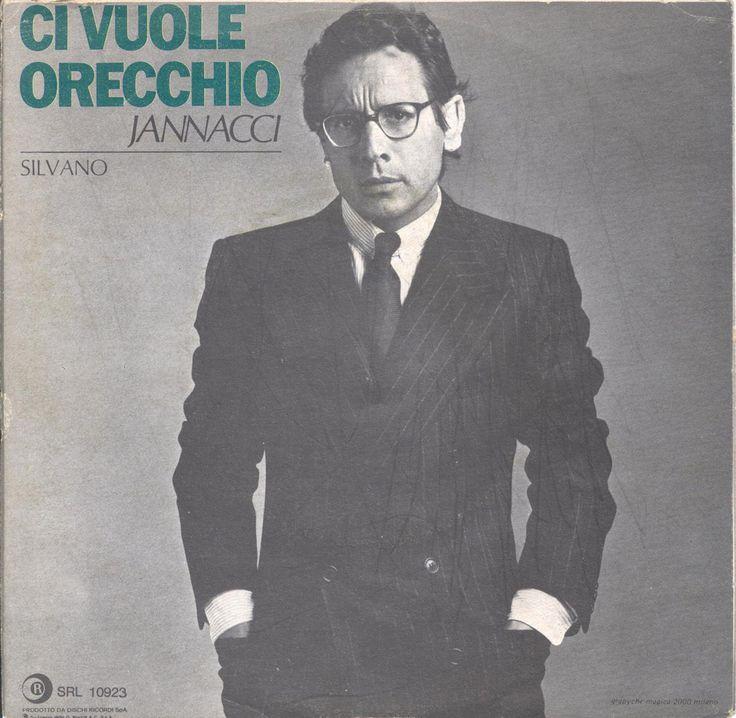 M<3 Enzo Jannacci | Ci vuole orecchio