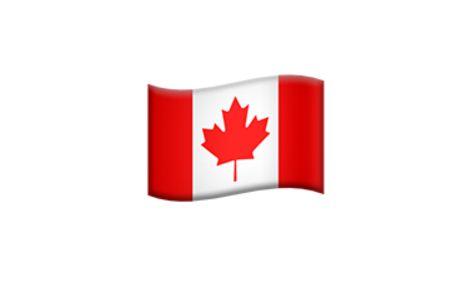 Canadian Flag Emoji