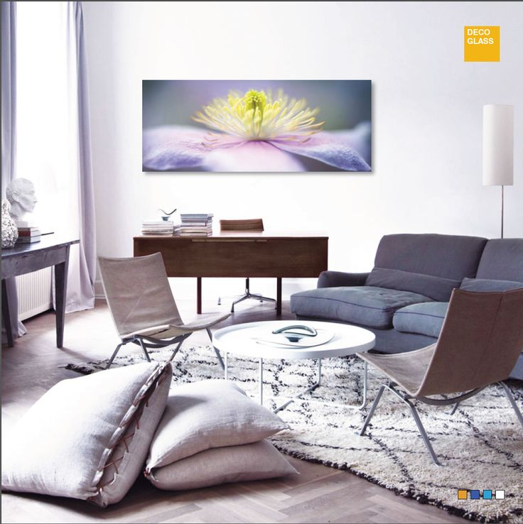 DECO GLASS 125x50cm.  € 95,90
