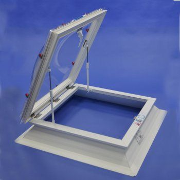 Glazed Roof Hatch - Part L Compliant