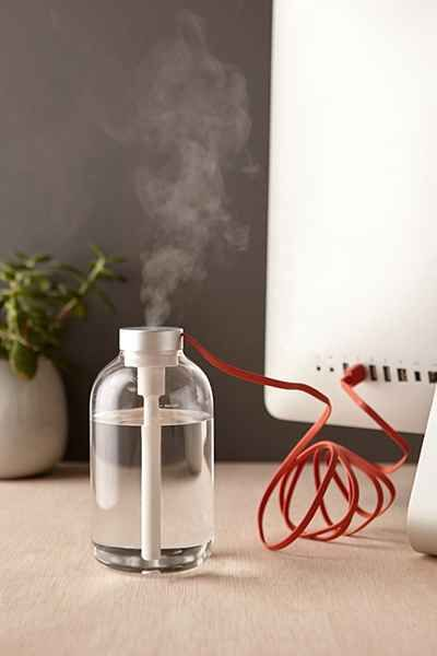 mini humidifier - UrbanOutfitters.com: Awesome stuff for you & your space